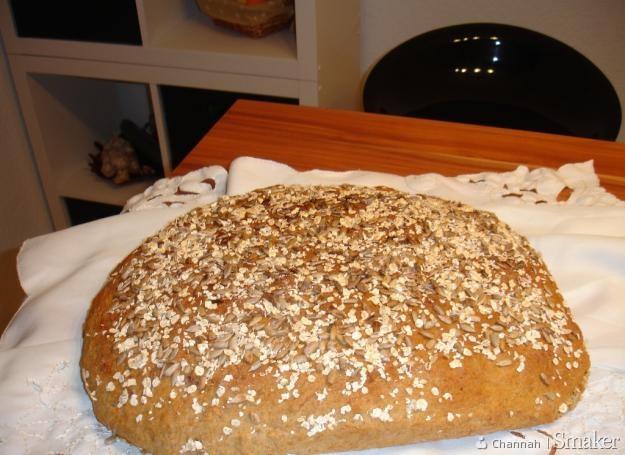 Domowy chleb z przepisu lubella