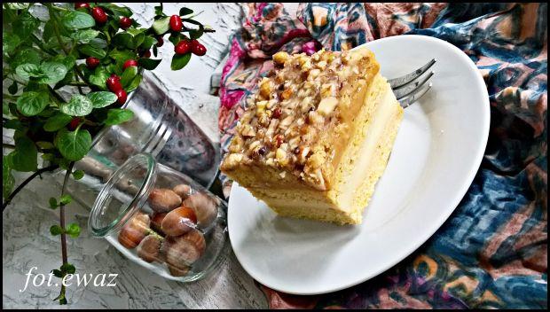 Przepis  ciasto snickers przepis