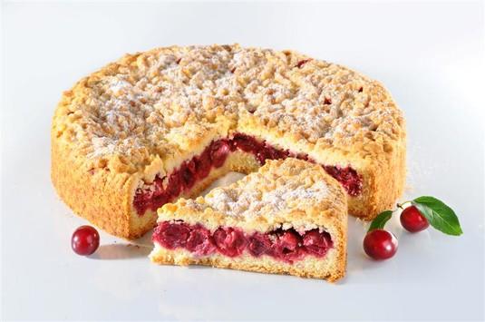 Ciasto wiśniowe  video