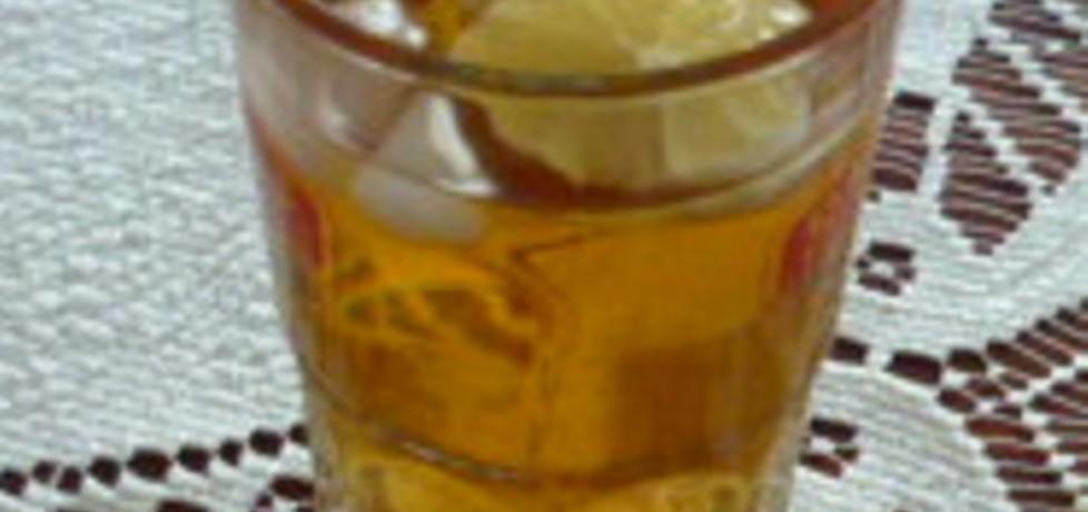 Żubrówka z sokiem jabłkowym (autor: krystyna32)