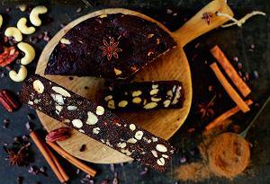 Ciasto sieneńskie  bezglutenowe i wegański