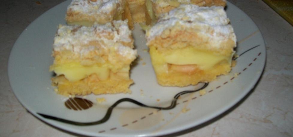 Ciasto z masą budyniową (autor: madi356)