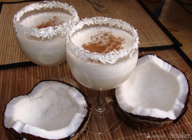 Egzotyczny drink cococabana
