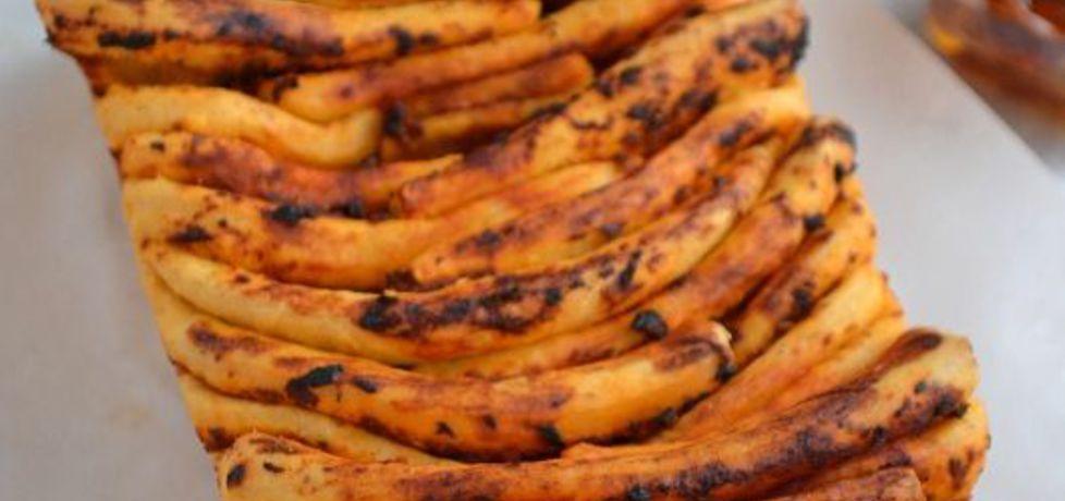 Pomidorowy chlebek do odrywania (autor: mufinka79 ...