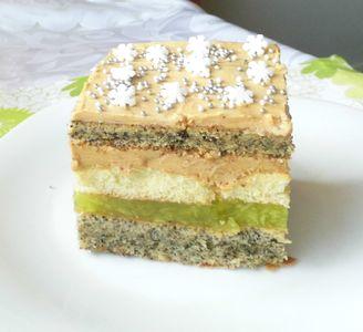 Ciasto stokrotkowe