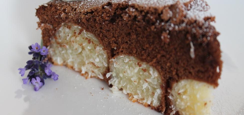 Ciasto czekoladowo- kokosowe (autor: madzai)
