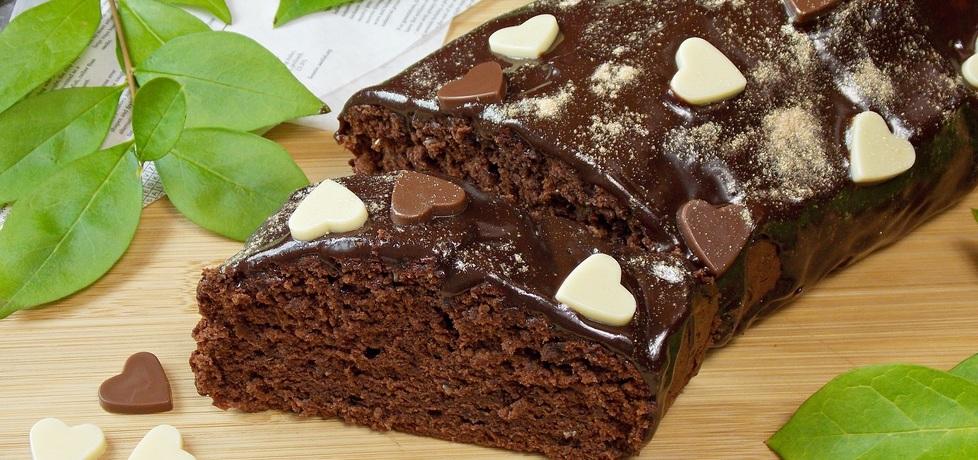 Pełnoziarniste ciasto czekoladowe na białkach (autor: malgorzata37 ...