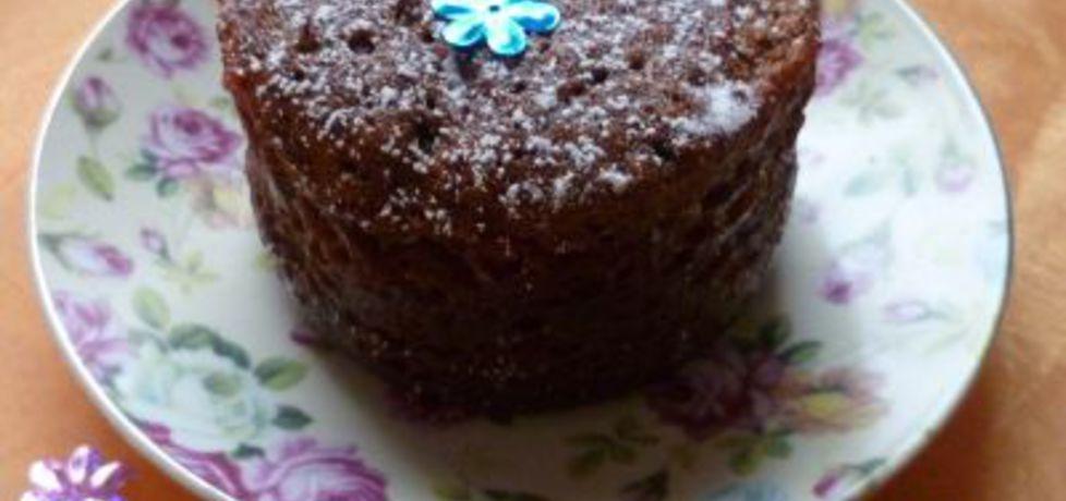 Ciasto z mikrofalówki (autor: krystyna32)