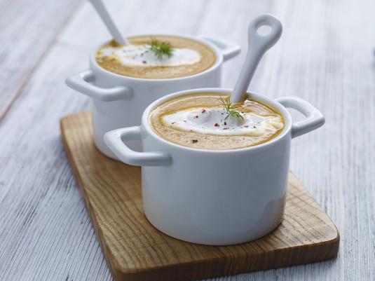 Marokańska zupa krem z marchewki