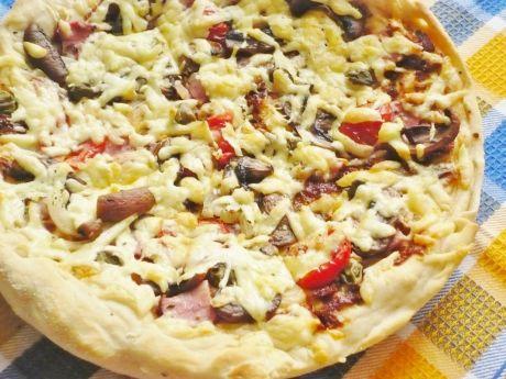 Przepis  pizza według jamiego olivera przepis