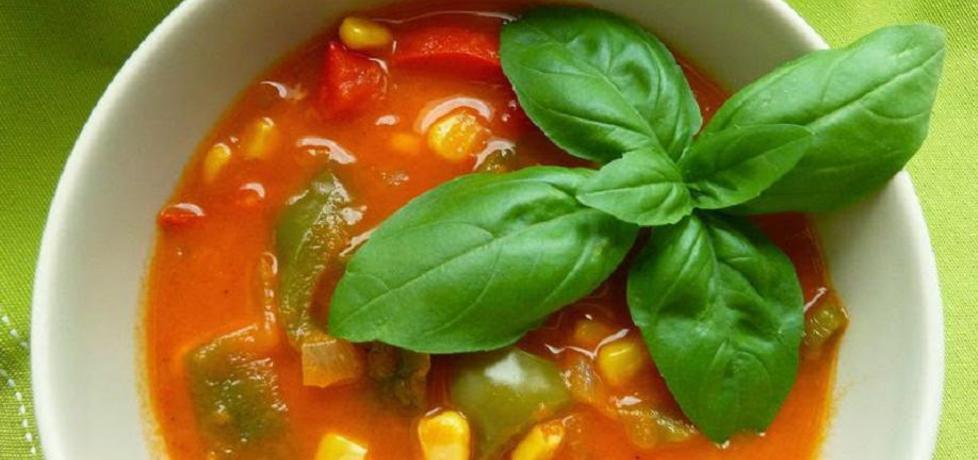 Zupa paprykowa (autor: pobitegarybarbary)