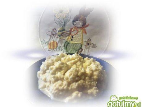 Chrzan z jajkiem. przepis na wielkanocny chrzan z jajkami ...