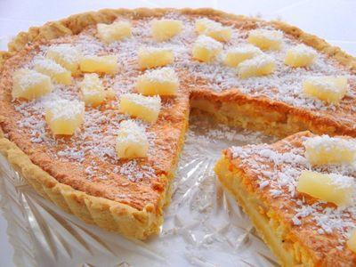 Tarta ananasowo