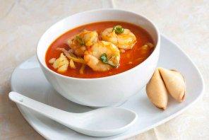Krewetkowe curry  prosty przepis i składniki