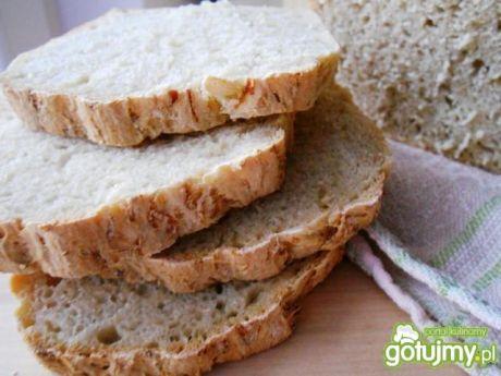 Przepis  chleb z kiszoną kapustą, na zakwasie przepis