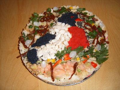 Tort sushi ii