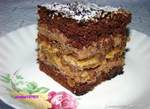 Ciasto Marysienka Przepis Ze Smaker Pl