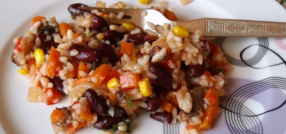 Ryżowa mieszanka (autor: agnieszka8725)