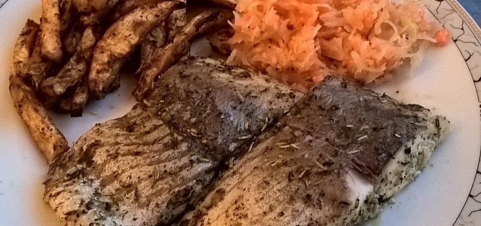 Pieczona tołpyga w marynacie ziołowej (autor: ania321 ...