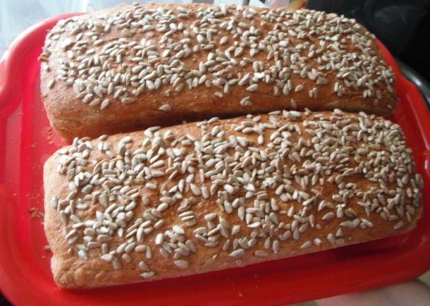 Przepis  domowy chleb orkiszowy przepis