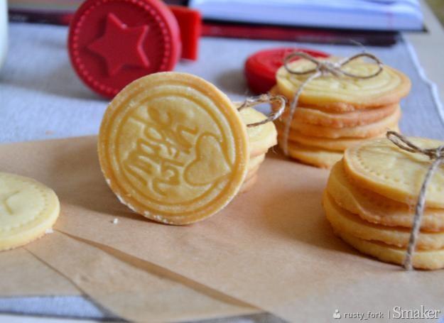 Ciasteczka maślane bez proszku do pieczenia
