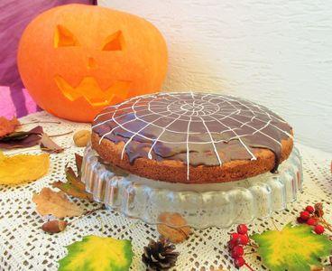 Korzenne ciasto dyniowo