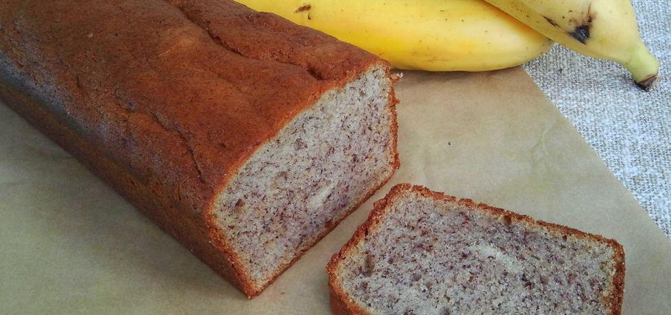 Babka bananowa z olejem (autor: klementynka)