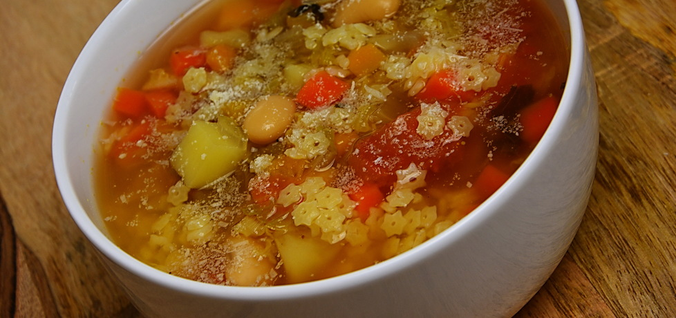 Toskańska zupa jarzynowa (autor: rng-kitchen)
