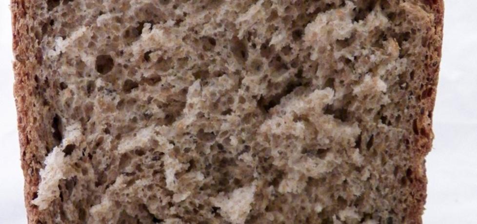 Pełnoziarnisty chleb z maszyny (autor: koper)