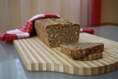 Pyszny domowy chleb na zakwasie