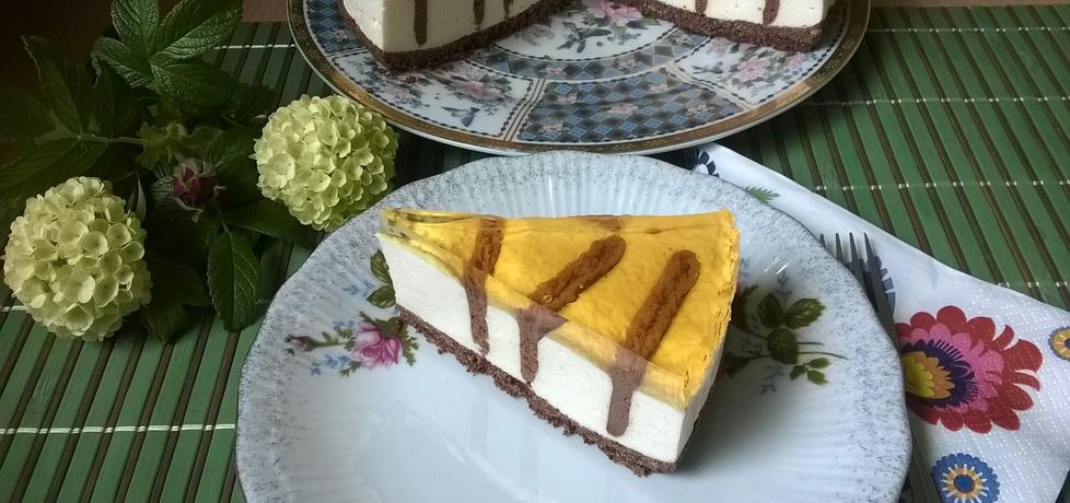 Ciasteczkowy sernik na zimno (autor: benka)