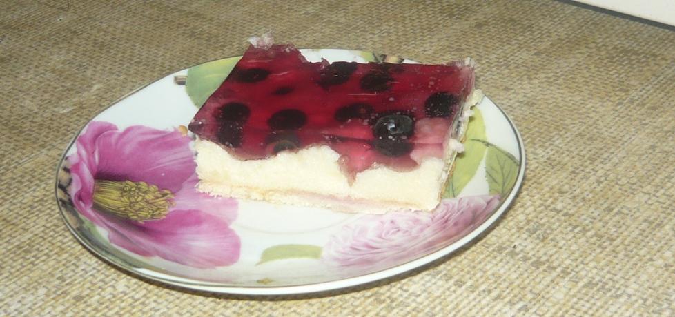Ciasto z kaszy manny, bez pieczenia (autor: mrowa ...