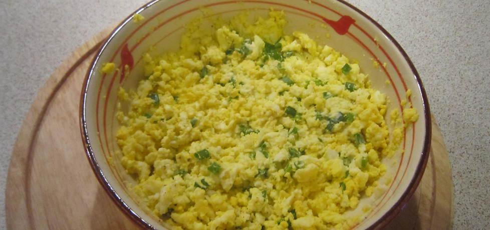Pasta jajeczna na kanapki (autor: kate131)
