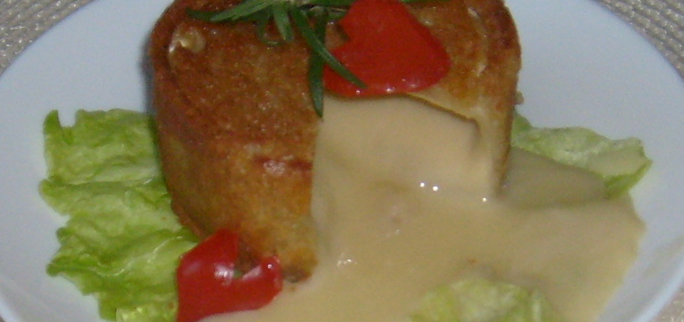 Camembert na ciepło