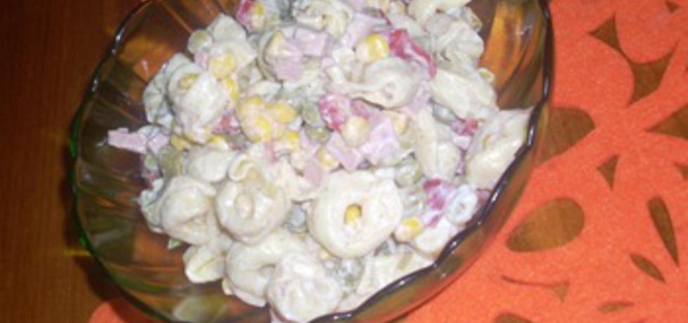 Sałatka z tortellini z grzybami (autor: botwinka)
