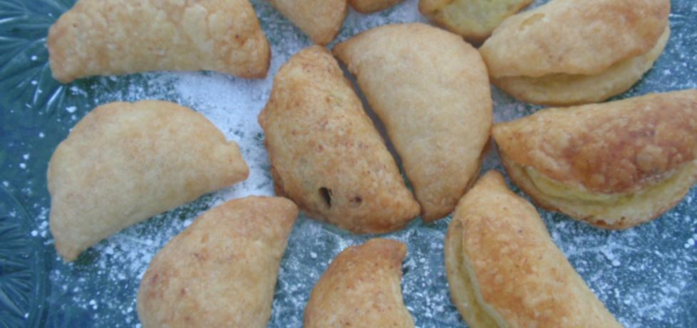 Ciasteczka twarogowe z serkiem homogenizowanym. (autor ...