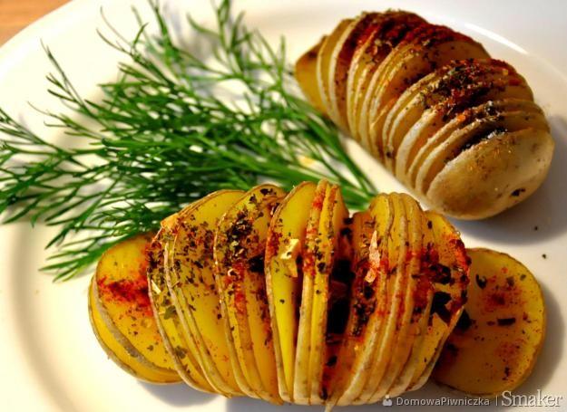 Chude pyry z łychy vs ziemniaki hasselback