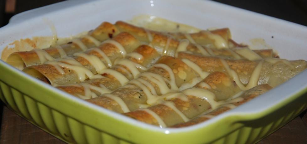 Cannelloni z sosem serowym (autor: jolanta40)