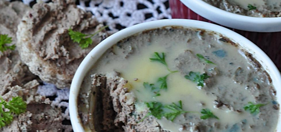 Pâté z drobiowych wątróbek (autor: jolantaps)