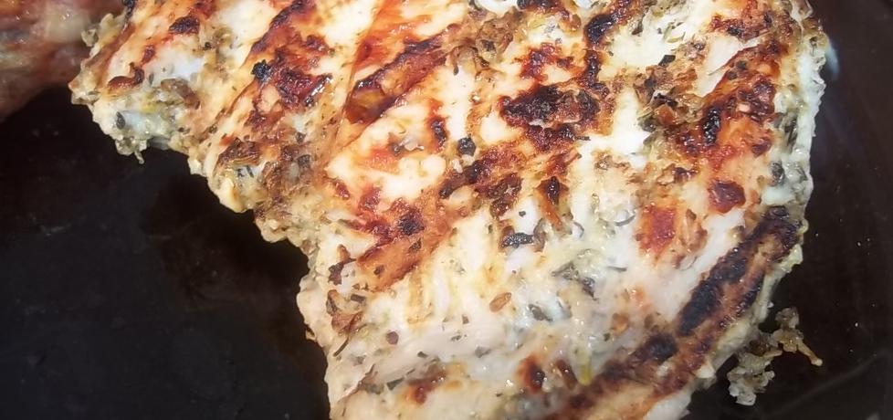 Pierś z kurczaka w jogurtowej marynacie z grilla (autor: beatris ...
