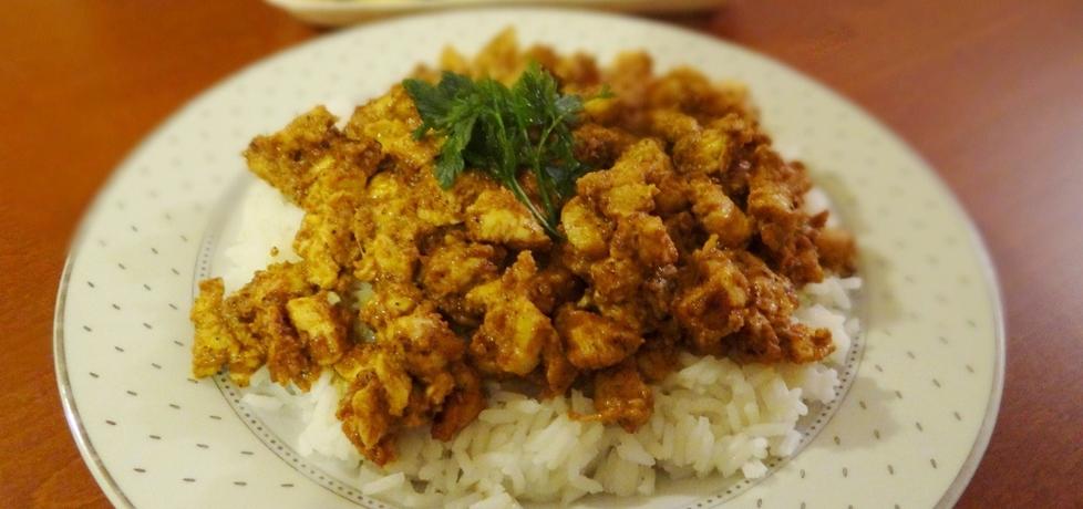 Kurczak po tajsku (autor: megg)