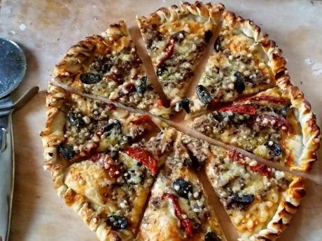 Przepis  najlepsza pizza domowa przepis