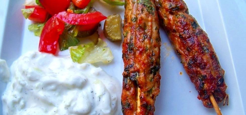Shish kebab z grilla (autor: leonowie)