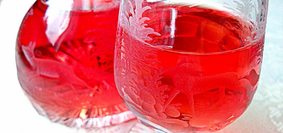Nalewka kresowa z czerwonych owoców (autor: futka ...