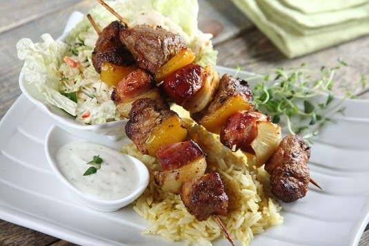 Szaszłyki à la kebab