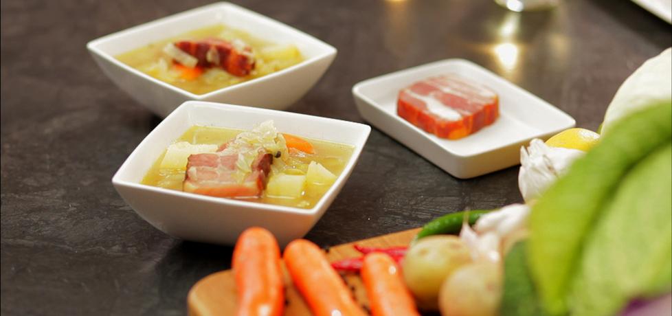 Doradca smaku, odc. 10: francuska zupa z kapustą (autor: doradca ...