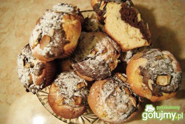 Przepis  muffiny z jabłkami przepis