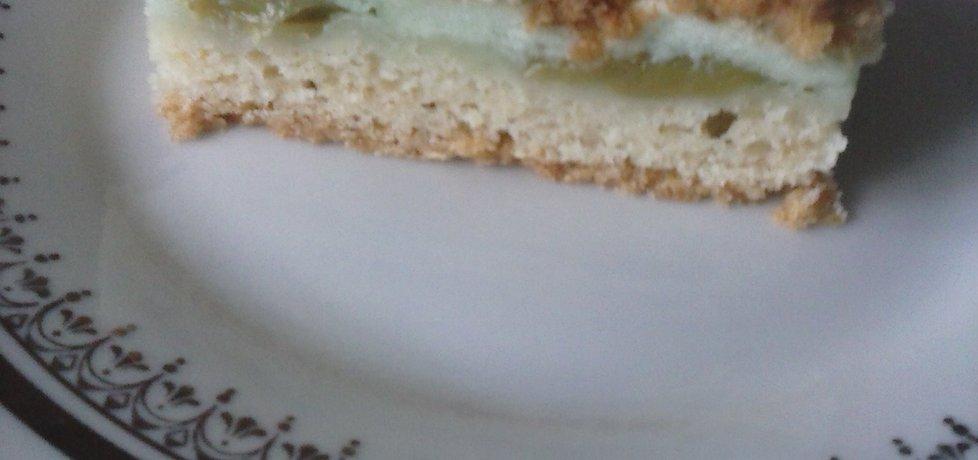Ciasto kruche z rabarbarem (autor: aniach32)