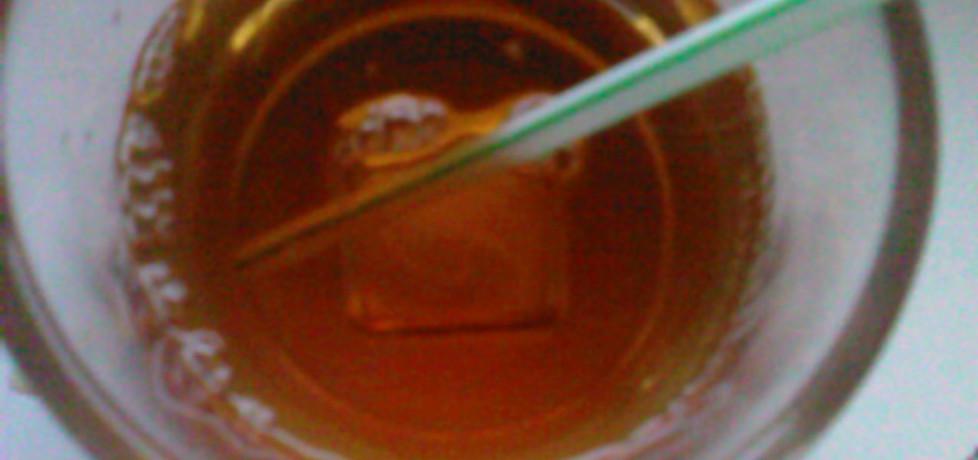 Drink z sokiem z jabłek (autor: piotr20091991wppl)