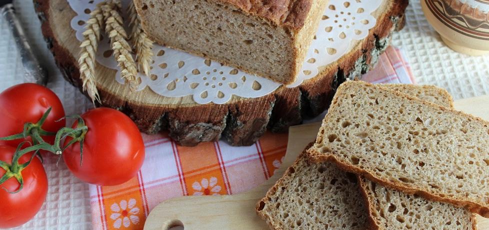 Chleb wiejski z ziemniakami na zakwasie (autor: anemon ...